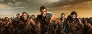 Spartacus: War of the Damned (2010)