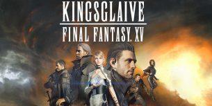 Kingsglaive: Final Fantasy XV (2016)