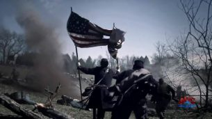 Blood and Fury: America's Civil War (2016)