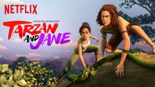 Tarzan and Jane (2017)