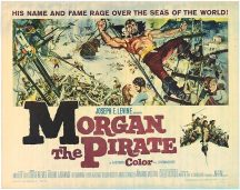Morgan, the Pirate (1960)
