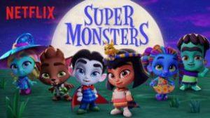 Super Monsters (2017)