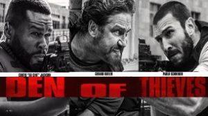 Den of Thieves (2018)