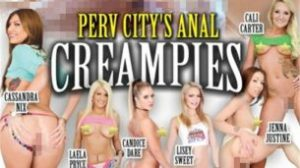 Perv City's Anal Creampies