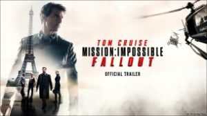 Mission: Impossible. Fallout (2018)
