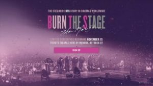 Burn the Stage: The Movie (2018)