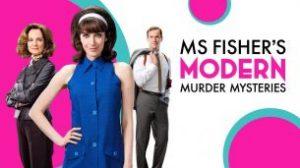 Ms Fisher's Modern Murder Mysteries (2019)