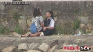 Voyeurismo Public Sex