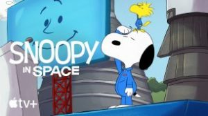 Snoopy in Space (2019)