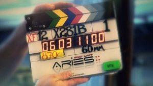 Pe Platourile de filmare / Hollywood on Set