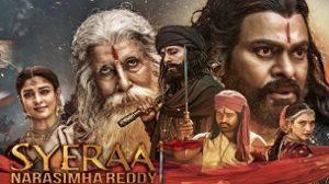 Sye Raa Narasimha Reddy (2019)