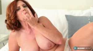 PornMegaLoad 20.02.12 Andi James Is A Horny 50 Plus MILF