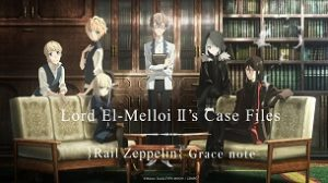 Lord El-Melloi II's Case Files – Rail Zeppelin Grace note
