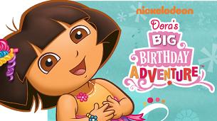 Dora the Explorer: Dora's Big Birthday Adventure (2010)