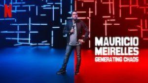 Mauricio Meirelles: Generating Chaos (2020)