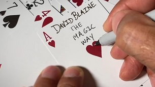 David Blaine: The Magic Way (2020)