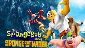 SpongeBob Filmul: Aventuri pe uscat (2015)