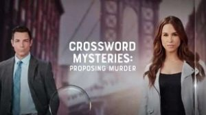 Crossword Mysteries 2: Proposing Murder (2019)