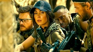 Rogue (2020)