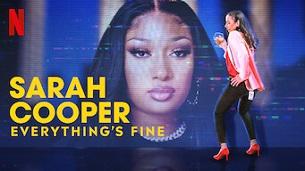 Sarah Cooper: Everything's Fine (2020)