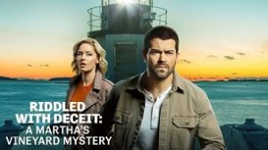 Riddled with Deceit: A Martha's Vineyard Mystery (2020)