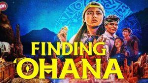Finding 'Ohana (2021)