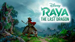 Raya and the Last Dragon (2021)