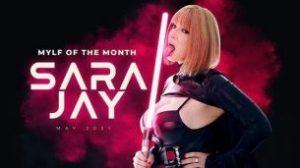 MylfOfTheMonth – Sara Jay – Baddest Mylf In The Galaxy