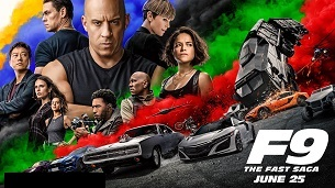 Fast And Furious 9 (F9) (2021)