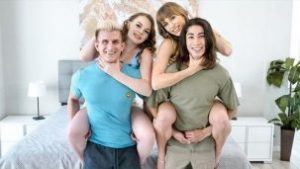SisSwap – Samantha Reigns And Angel Youngs – Operation Stepbro Swap